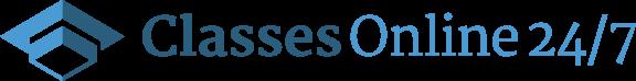 Classes online 247 logo