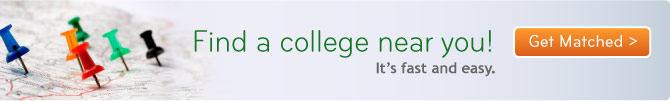 Find a college near you!